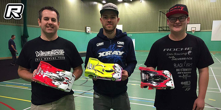 BRCA 1/12 Nationals Rd1 – Report