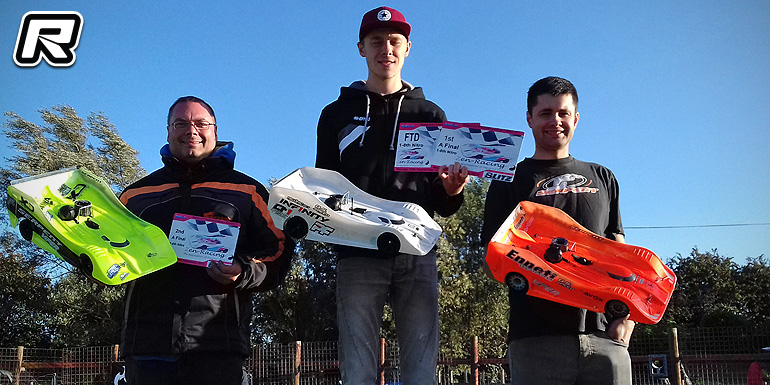 BRCA 1/8th Circuit National Championship Rd8 – Report