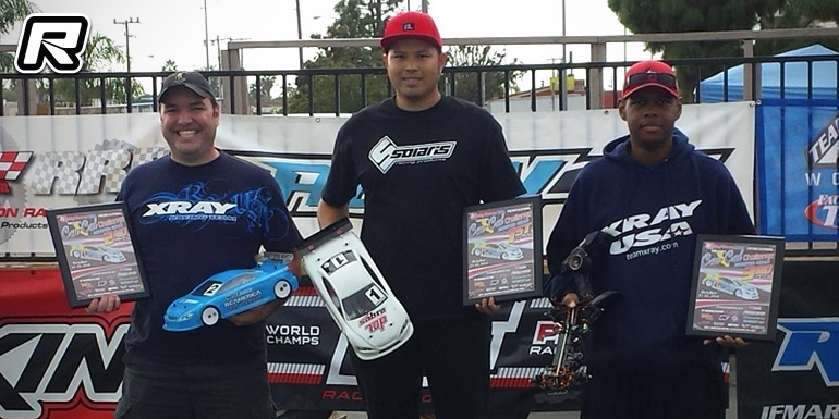EJ Evans successful at inaugural Cen*Cal Challenge