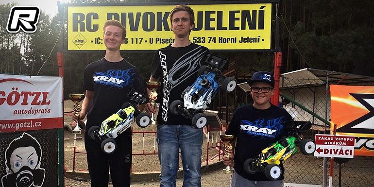 Jiri Mara wins at Czech Open Rd9