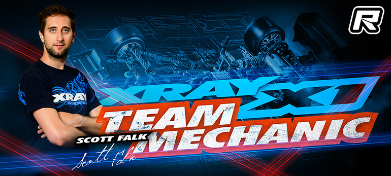 Scott Falk to provide Xray Formula tech support