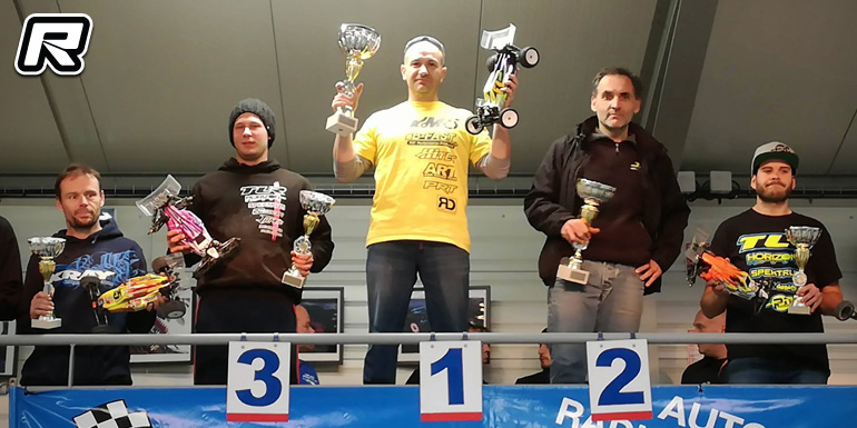 Sylvain Gallo-Selva takes 2WD French Cup title