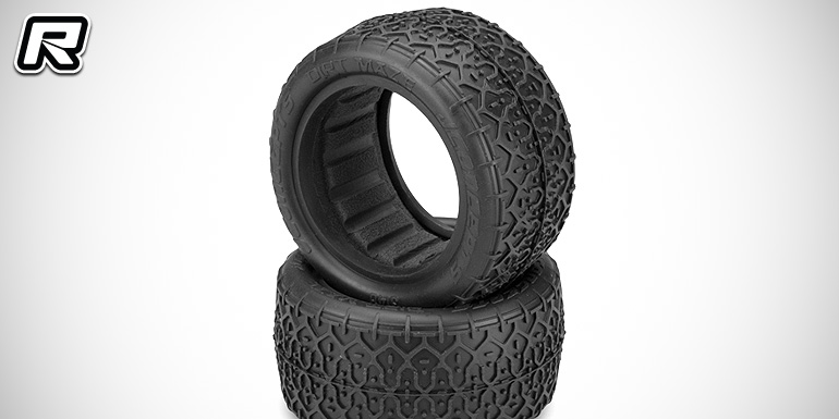 jcdirtmJConcepts Dirt Maze 1/10th buggy rear tyreazetyre
