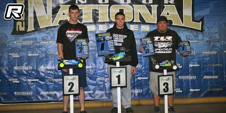 Borkowicz & Mayo take wins at JC Indoor Nationals Rd4