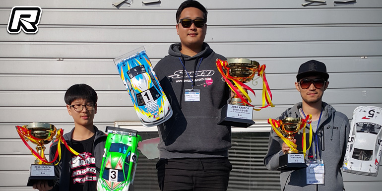 Park Jooshin wins at Korean National Championship