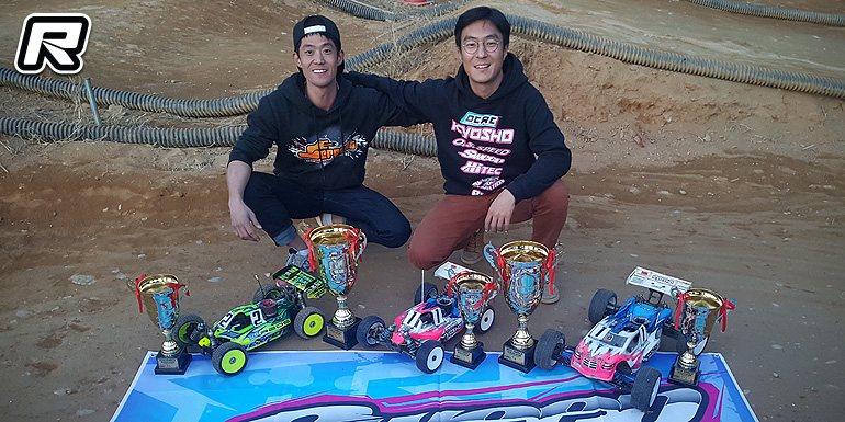 Dani Choi doubles at KMRCA Off-road Championships