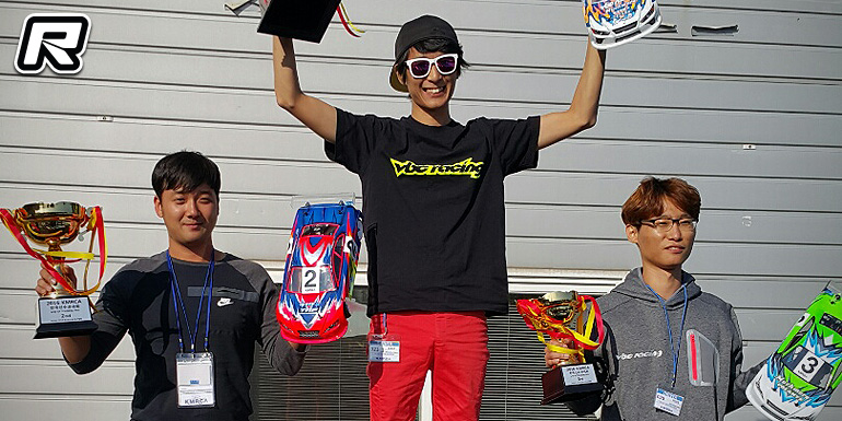 EC Kim takes KMRCA Touring Modified title