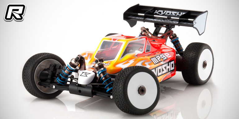 Kyosho Inferno MP9e TKI4 – Coming soon