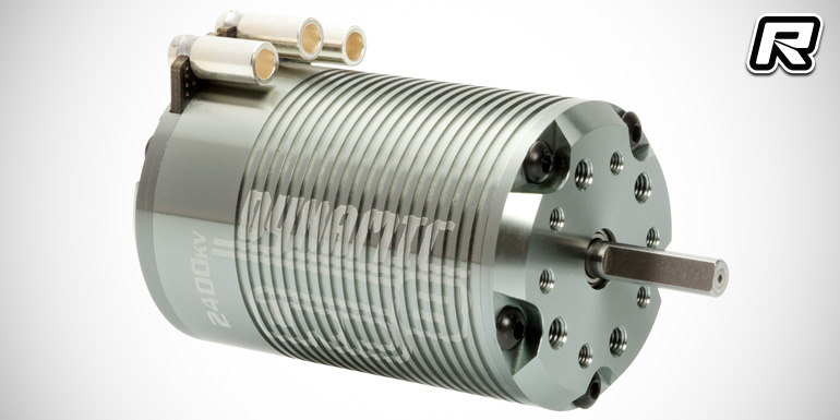 LRP Dynamic 8 2400kv brushless motor