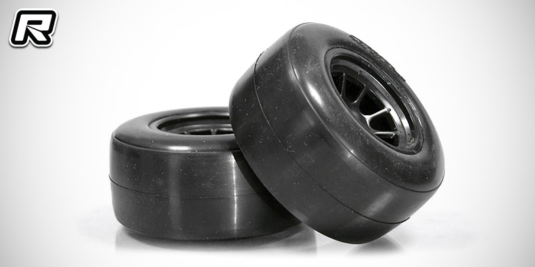 Mach4 release new pre-glued 1/10th formula tyres