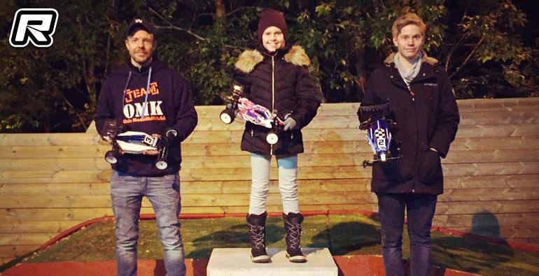 Malin Karlsen wins OMK Fall Classic series Rd6