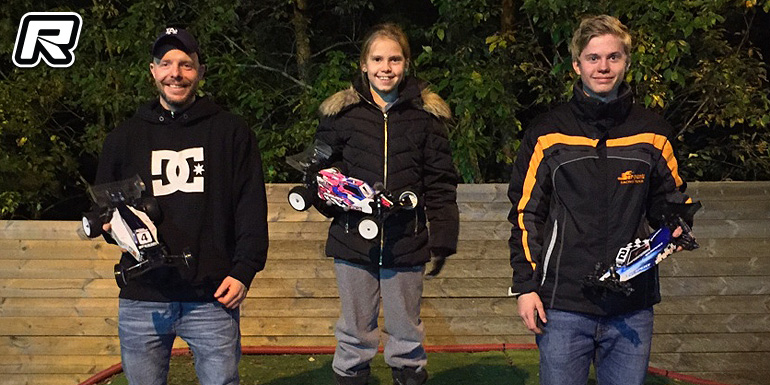 Malin wins another OMK Fall Classic Race