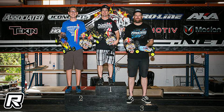 Scotty Ernst's Off-road Showdown Tour Rd5 – Report