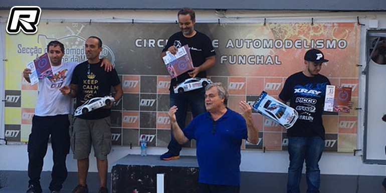 Hugo Exposto wins at Portuguese IC Track finale