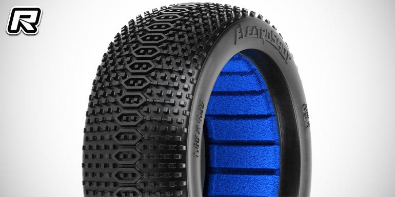 Pro-Line 1/8 ElectroShot & 1/10 Positron tyres