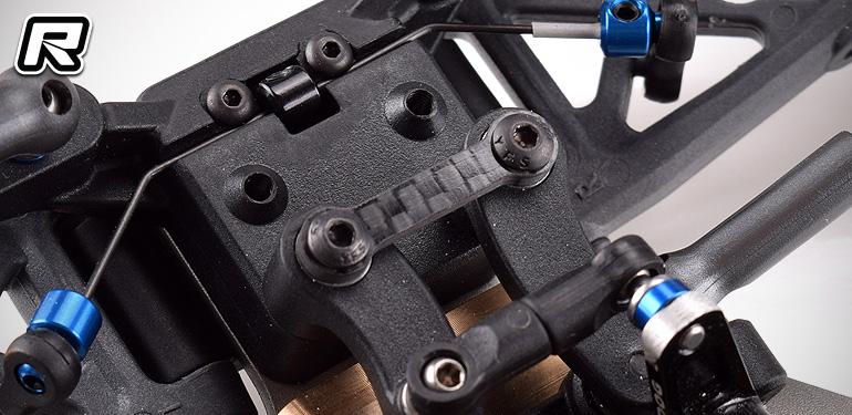 RDRP B6 carbon fibre steering stiffener