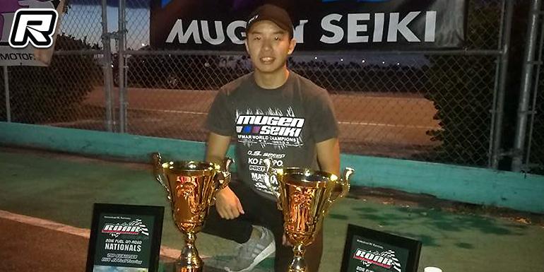 JJ Wang takes double ROAR Fuel On-road titles