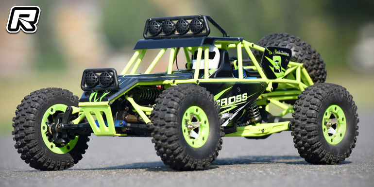 Ripmax Across 1/12th 4WD RTR rock crawler