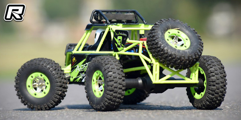 Ripmax Across 1 12th 4wd Rtr Rock Crawler Red Rc Rc