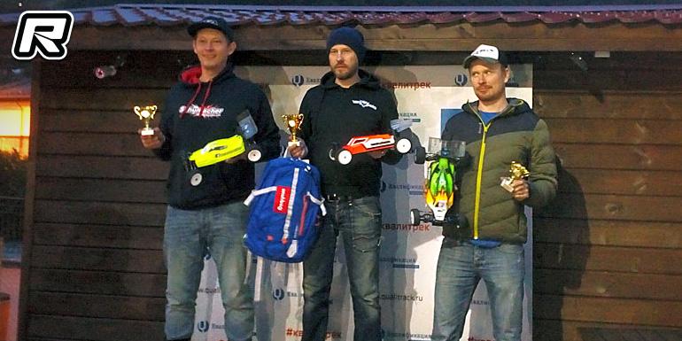 Roman Larkin wins at Russian 1/10th off-road Champs