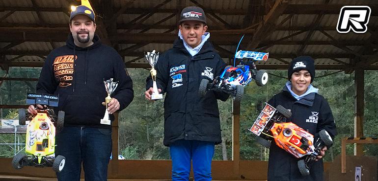 Burak Kilic wins Sachsen Cup finale