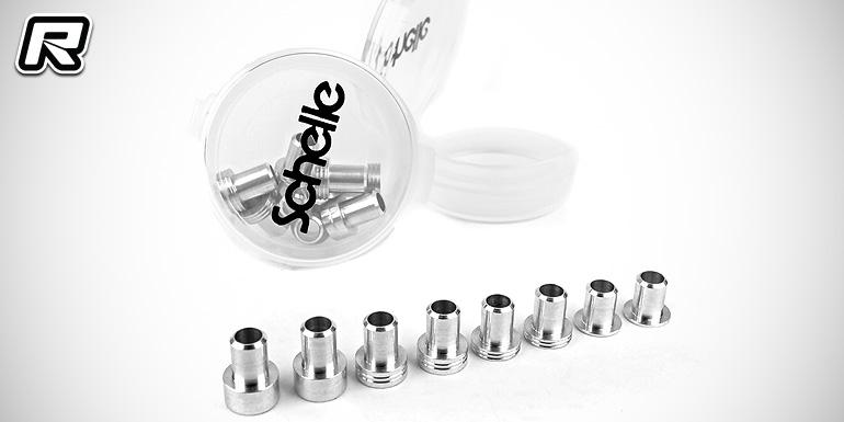 Schelle Racing Innovations B6 steering bushing kit