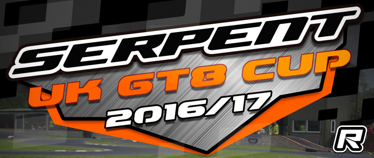 2016/17 Serpent UK GT8 Cup – Announcement