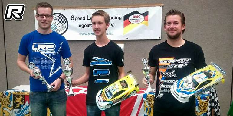 Weissbauer & Mächler win at South German regionals
