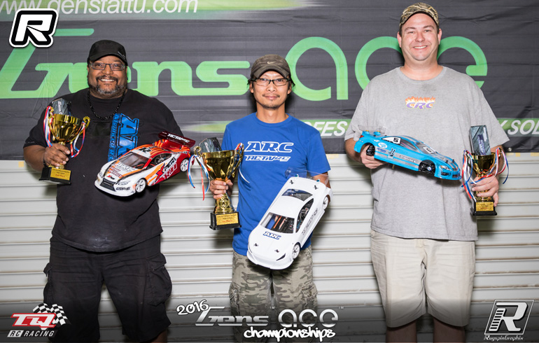 ‪TQ Gens Ace Championships – Report‬