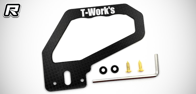 T-Works 4PV & 3PV carbon fibre carrying handle