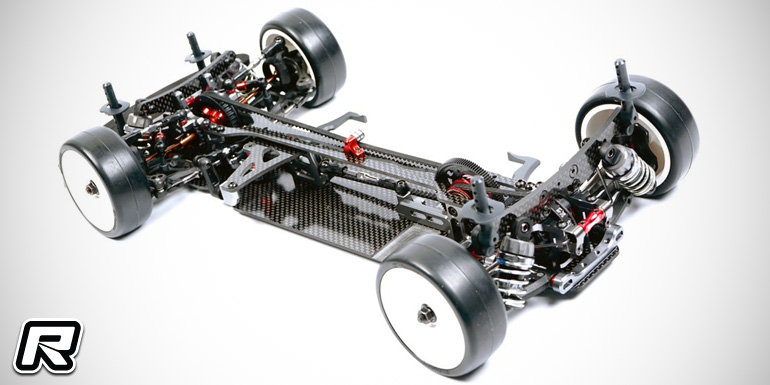 VBC Racing Wildfire D09 touring car kit