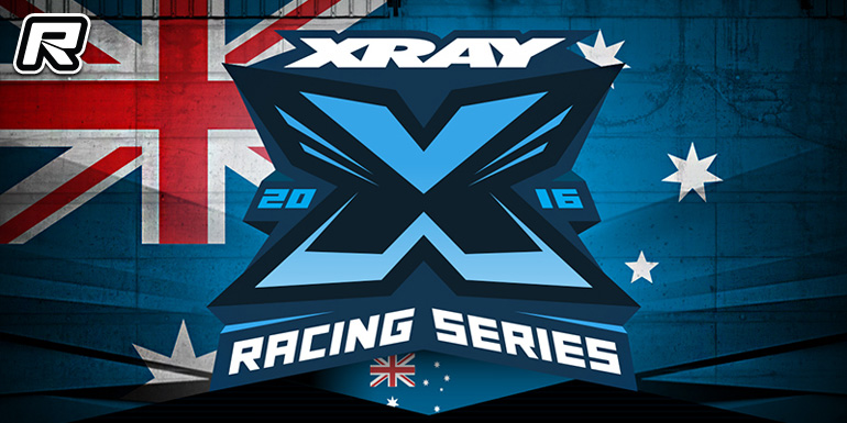 Off-road Xray Racing Series Australia – Announcement