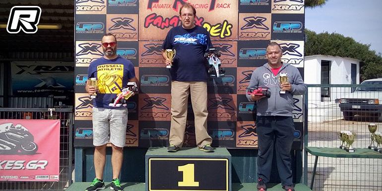 Xray Racing Series Greece Rd1 – Report