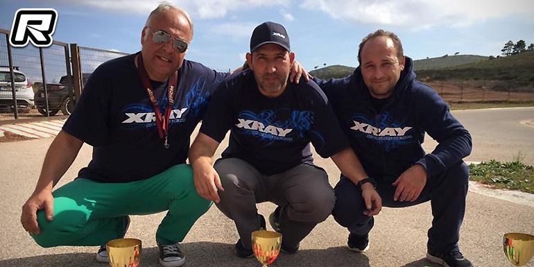Diamadis wins at Xray Racing Series Greece Rd2