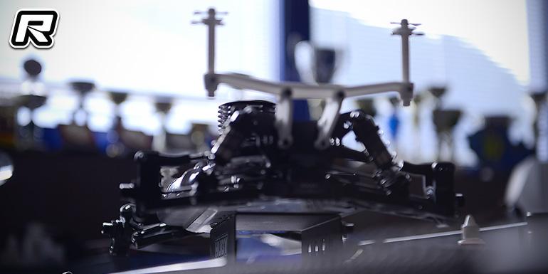Xray tease 1/8th nitro GT car