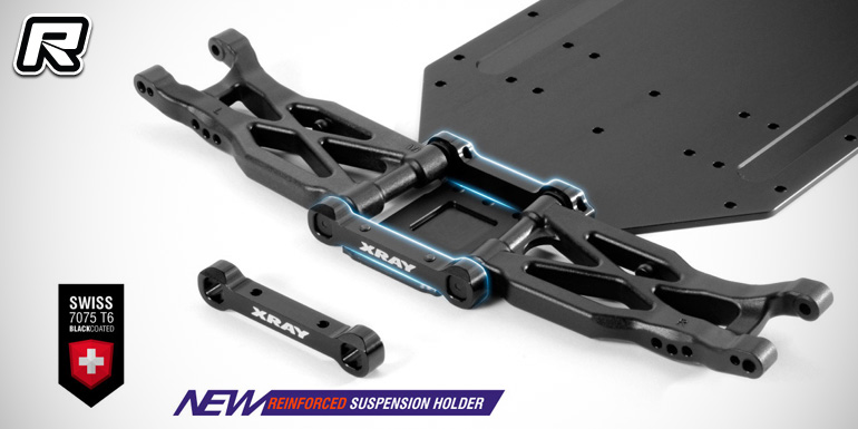 Xray XB2 2017 Carpet Edition 2WD buggy kit