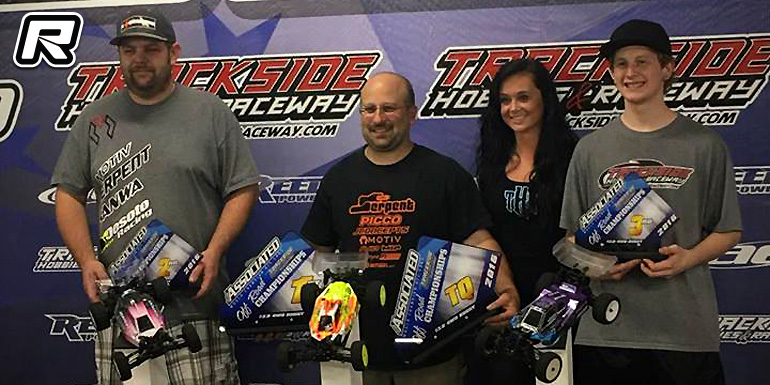 Paul Ciccarello wins 13.5T 4WD Buggy at AE Champs