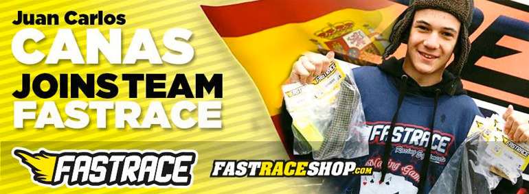 Juan Carlos Canas joins Fastrace