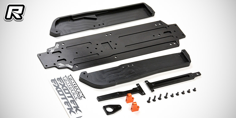 Exotek D413 Pro'17 chassis & accessories