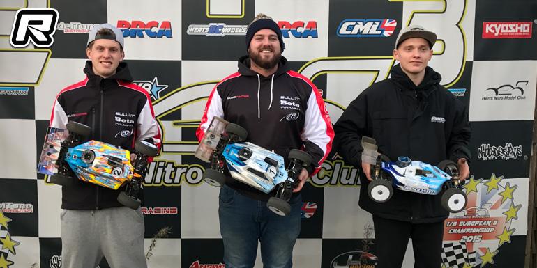 Darren Bloomfield wins HNMC Winter Series Rd2