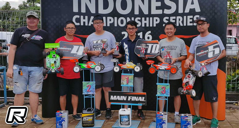 Nugroho wins final Indonesian National & takes title