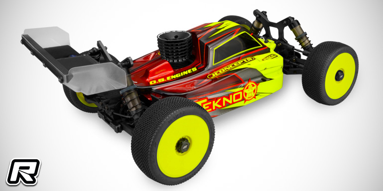 JConcepts NB48.3 S1 buggy bodyshell