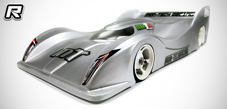 Mon-Tech M16 1/12th pan car bodyshell