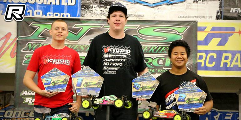 Day & Seim win at Northwest Indoor Series Rd1