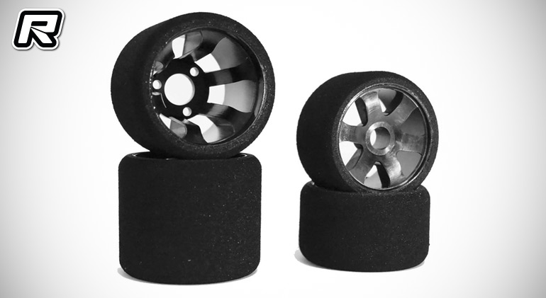 Nuclear 1/12 scale tires