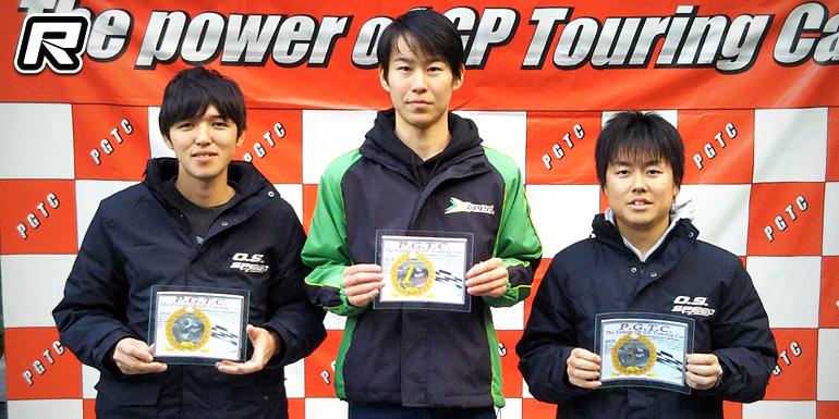 Takumi Matsuda wins at PGTC GP Series finale