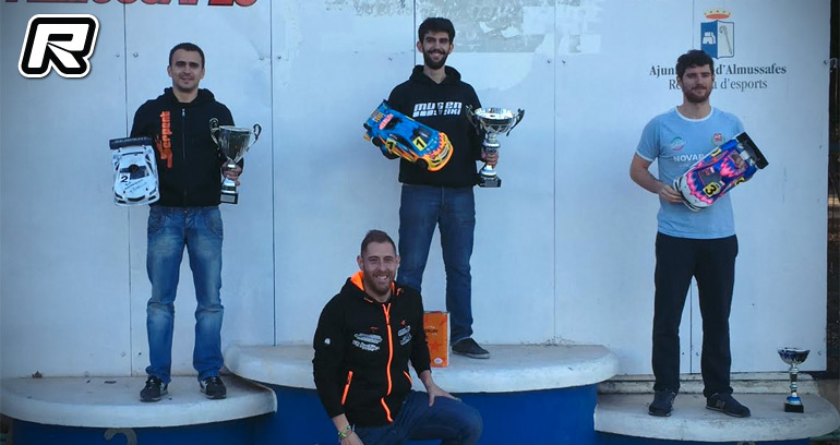 Sergi Franch wins Spanish 'RC World' Cup