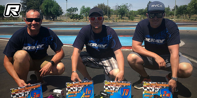 SARDA Electric On-road Nationals Rd5 – Report