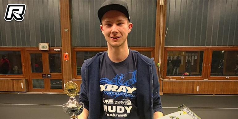Dionys Stadler wins at South German regionals