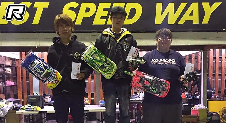 Akiyama win Speed King Tour Rd7